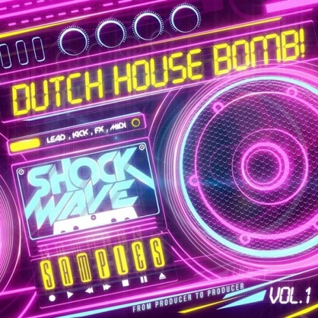 Dutch House Bomb! Vol 1