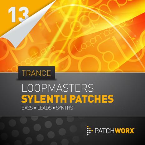 Patchworx 13: Sylenth Trance Presets