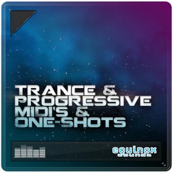 Trance & Progressive MIDIs & One-Shots