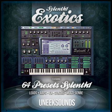 Sylenth1 Exotics