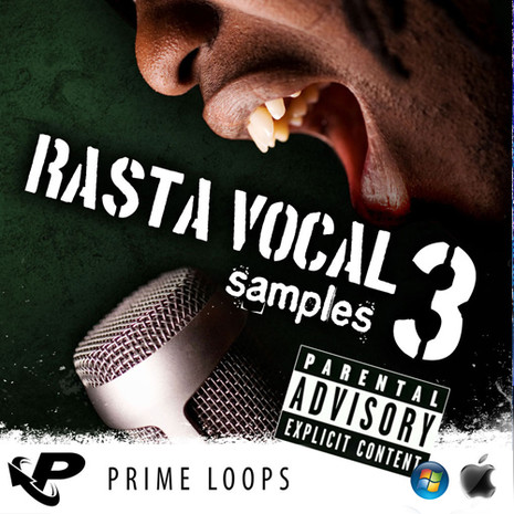 Rasta Vocal Samples 3