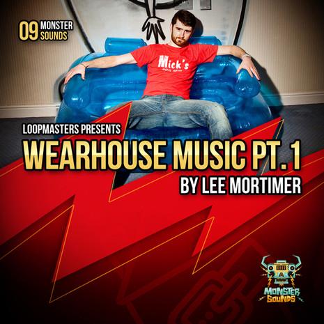 Lee Mortimer: Wearhouse Music Vol 1