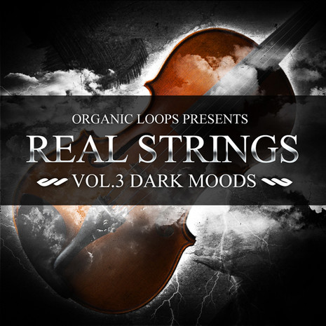 Real Strings Vol 3: Dark Moods
