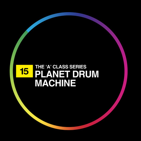 Planet Drum Machine