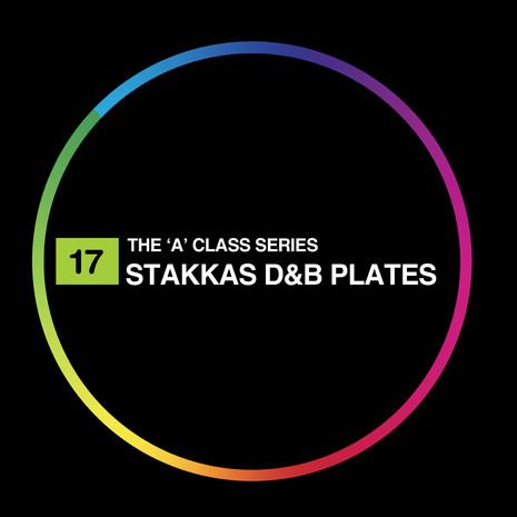 Stakka's D&B Plates