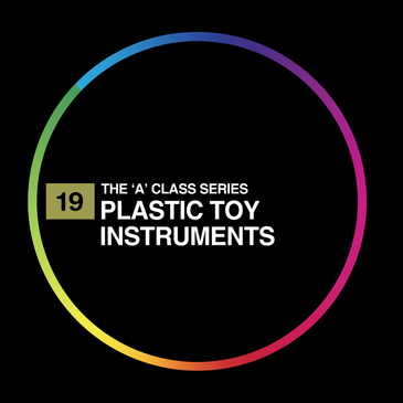 Plastic Toy Instruments