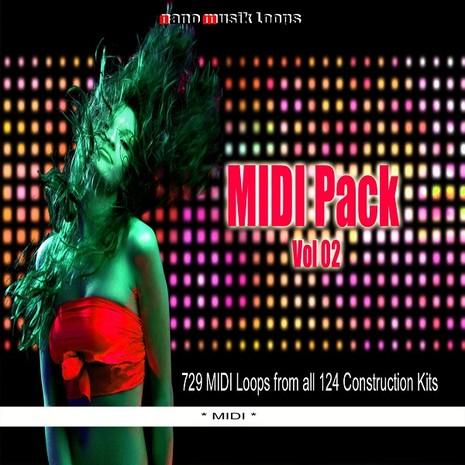 MIDI Pack Vol 2