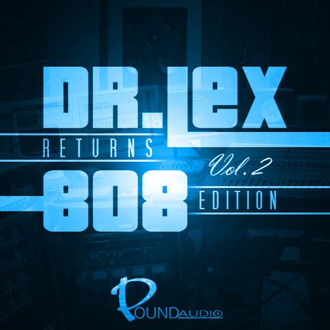 Dr Lex Returns: 808 Edition Vol 2