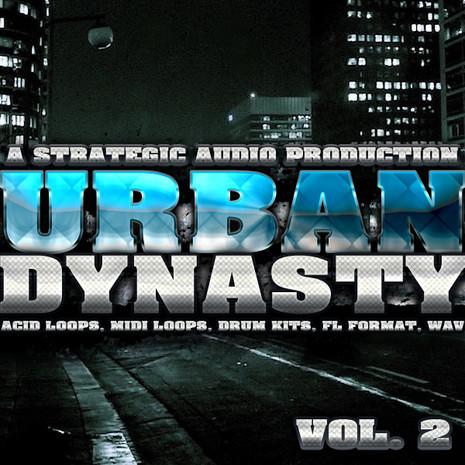 Urban Dynasty: Money Music Vol 2