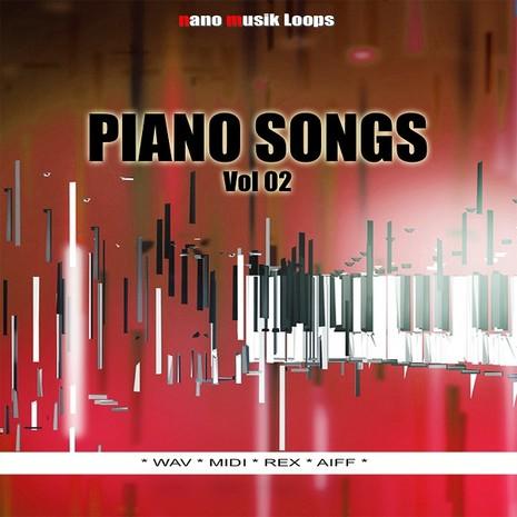 Piano Songs Vol 02