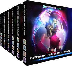 Commercial RnB: Trance & Dance Bundle (1-6)