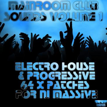 Mainroom Club Sounds Vol 1 For NI Massive