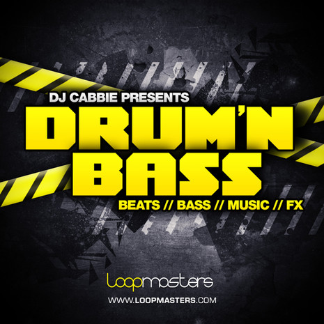 DJ Cabbie: Presents Drum And Bass