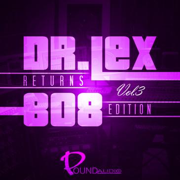 Dr Lex Returns: 808 Edition Vol 3