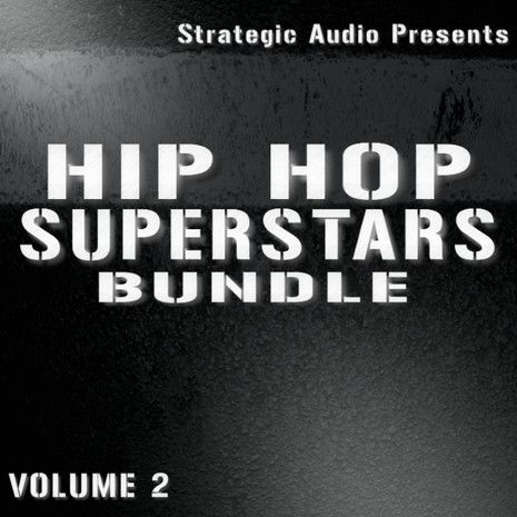 Hip Hop Superstars Bundle Vol 2