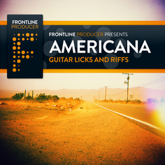 Americana: Guitar Licks & Riffs