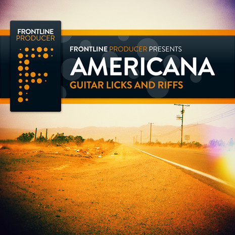 Americana: Guitar Licks & Riffs
