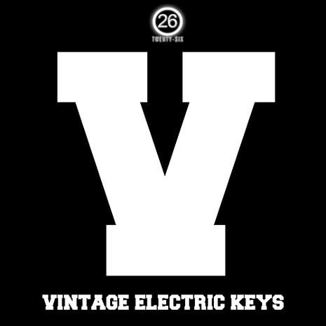 Vintage Electric Keys