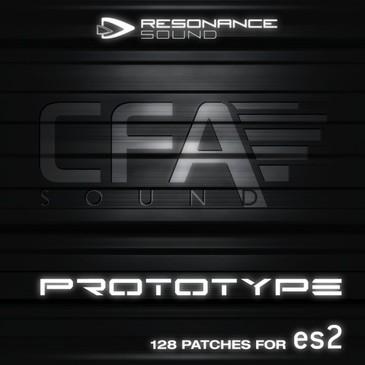 CFA-Sound: Prototype - ES2