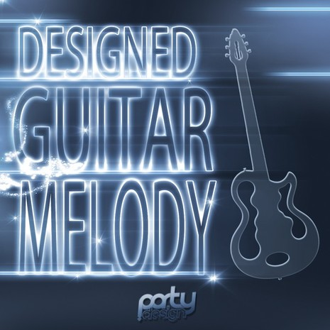 Designed Guitar Melody Vol 1