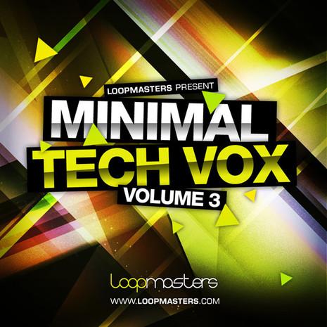 Minimal Tech Vox Vol 3
