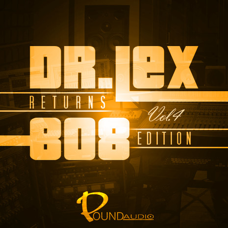 Dr Lex Returns: 808 Edition Vol 4