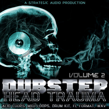 Dubstep Head Trauma Vol 2