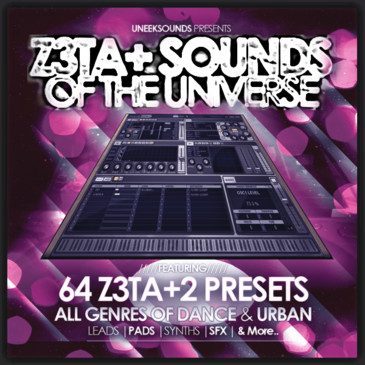 Z3ta+ Sounds Of The Universe