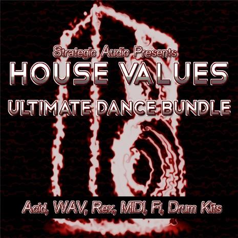 House Values: Ultimate Dance Bundle