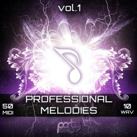 Professional Melodies Vol 1