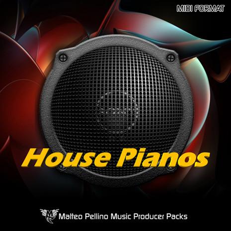 Matteo Pellino: House Pianos