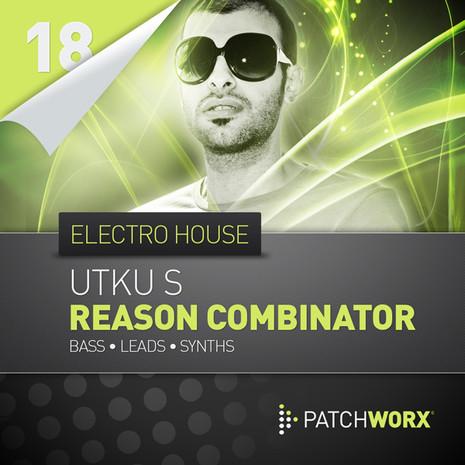 Patchworx 18: Utku S Electro Combinator Basses