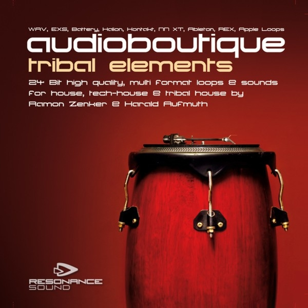 Audio Boutique: Tribal Elements Vol 1