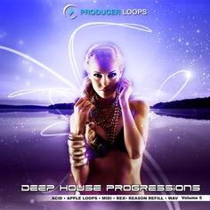 Deep House Progressions Vol 5