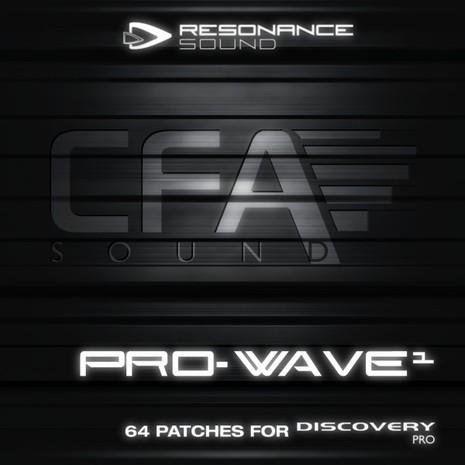 CFA-Sound: Pro-Wave 1 - DiscoveryPro
