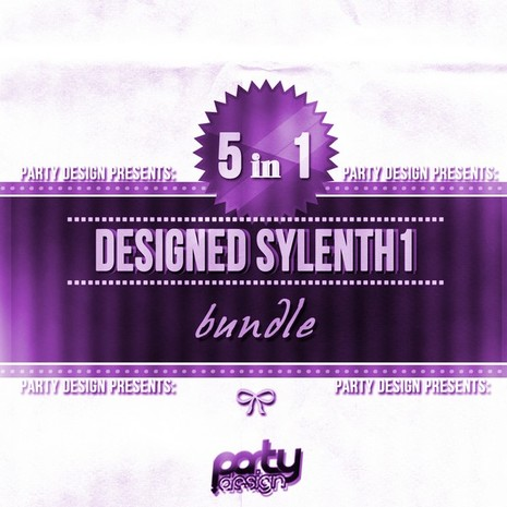 Designed Sounds For Sylenth1 Bundle: 5-in-1