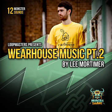 Lee Mortimer: Wearhouse Music Vol 2