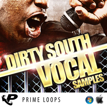 Dirty South Vocal Samples