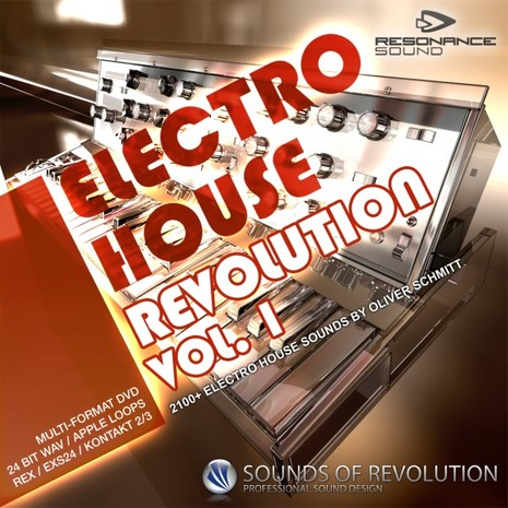 SOR: Electro House Revolution Vol 1