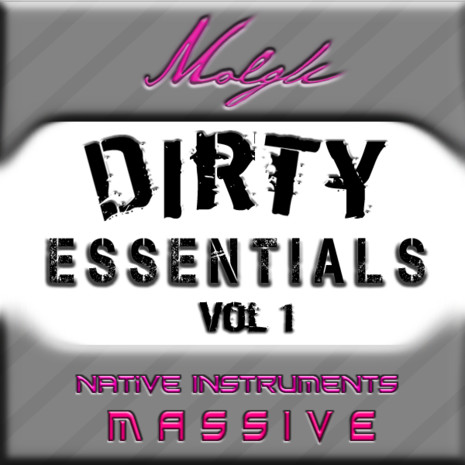 Dirty Essentials: NI Massive Soundbank