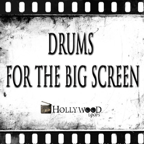 Drums For The Big Screen