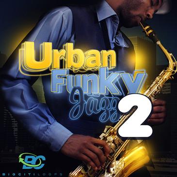 Urban Funky Jazz 2