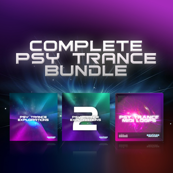 Complete Psy Trance Bundle