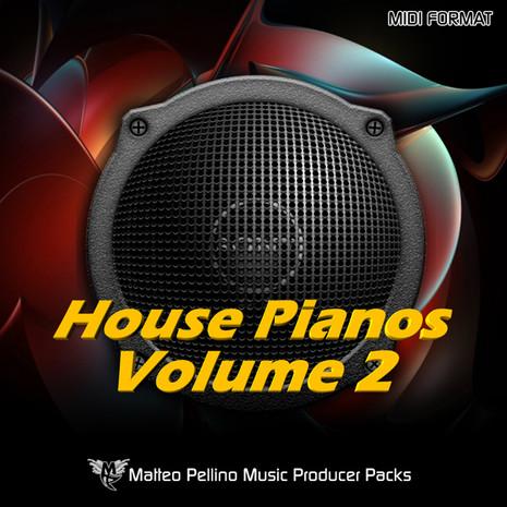 Matteo Pellino: House Pianos Vol 2