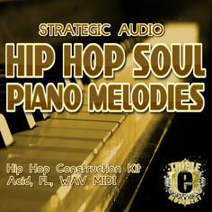Hip Hop Soul Piano Melodies