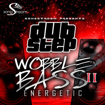 Dubstep: Wobble Bass Energetic Vol 2