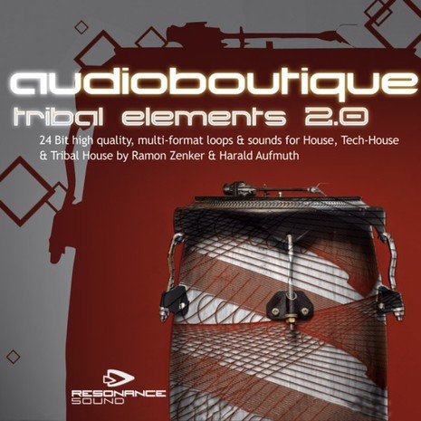 Audio Boutique: Tribal Elements 2.0