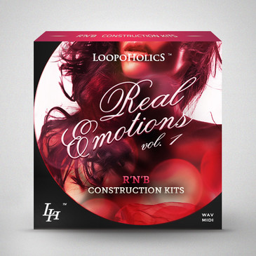 Real Emotions Vol 1: RnB Construction Kits