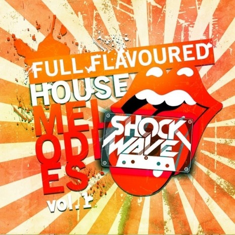 Full Flavoured House Melodies Vol 1