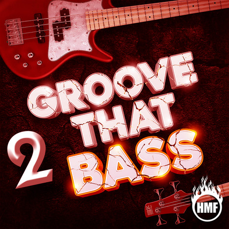 Groove That Bass Vol 2